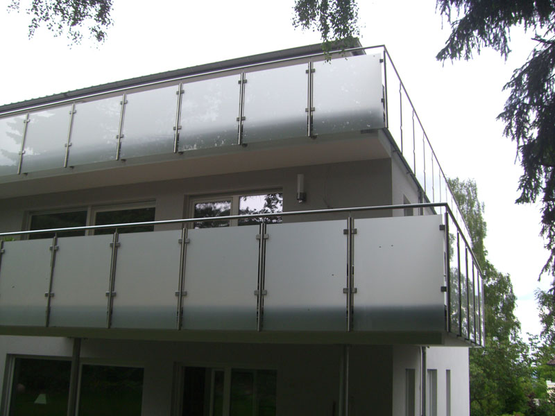 bs metallbau kassel impressionen balkongel nder. Black Bedroom Furniture Sets. Home Design Ideas